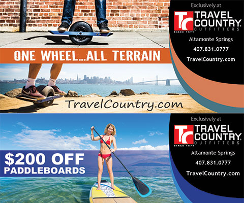 Travel Country Outfitters Billboards